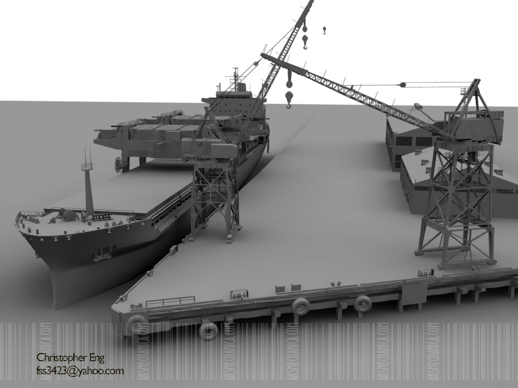 Next - Ship Dock 01