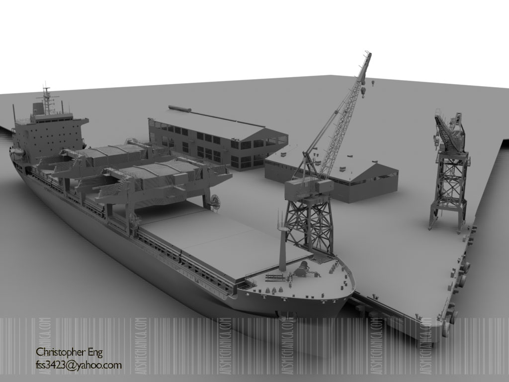 Next - Ship Dock 02